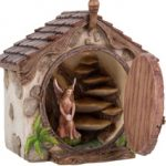 Opening Fairy Door - Dome House